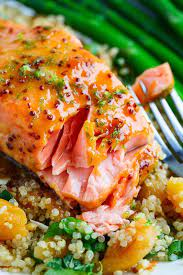 Easter is the celebration of the resurrection of jesus from the tomb on the third day after his learn more about the real meaning of easter including the history and holiday symbols like easter eggs, the. Apricot Dijon Glazed Salmon Closet Cooking