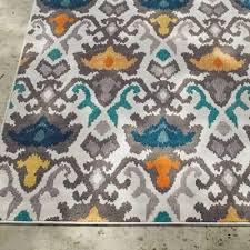 blue and orange rug roselawnlutheran