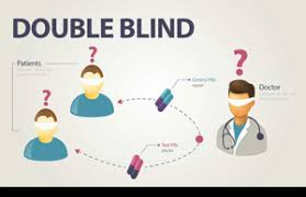 Double Blind Testing blinds both the subjects and study personel