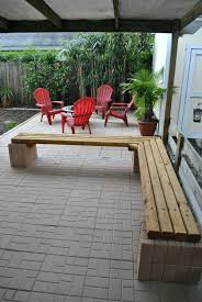 Outside Bench Seating Ideas