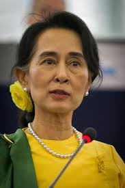 burma s aung san suu kyi the image and the reality facts opinions aung san suu kyi in 2013 by claude truong ngoc via cc by