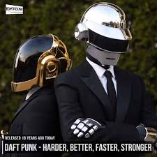 EDMHouseNetwork - Daft Punk - Harder Better Faster Stronger [Throwback]