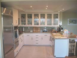 Kitchen : View Glass Front Kitchen Cabinet Doors Decoration Ideas ...