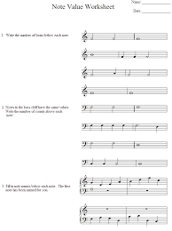 Piano Notes Worksheet Free Worksheets Library | Download and Print ...