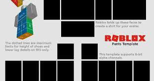 How To Make Roblox Pants Roblox Transparent Pants Template Album On Imgur