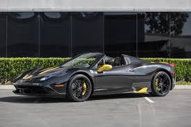 2015 Ferrari 458 Speciale Aperta For Sale At Ilusso The Supercar Blog