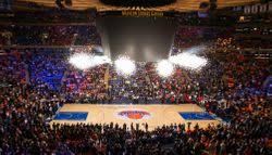 Msg Knicks 3d Seating Chart