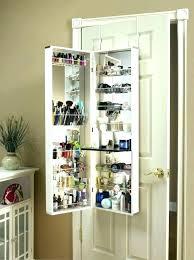 closet door organizer inside ikea rack