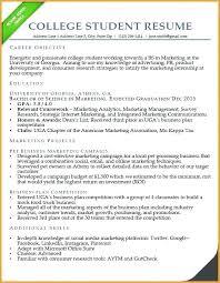 Resume Builder Uga Awesome Internship Resume Builder Optimal Resume Internship Resume Sample