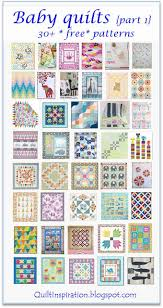 Baby Quilt Patterns Impressive Quilt Inspiration Free Pattern Day Baby Quilts Part 48
