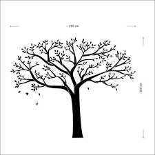 wall decal family art bedroom decor amazoncom giant family photo tree wall decor wall sticker vinyl art home decals room decor mural branch wall decal stickers living room bed baby room