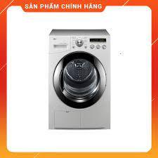 Miễn phí vận chuyển lắp đặt tại Hà Nội ] Máy sấy ngưng tụ quần áo LG 8 kg  DR-80BW - Máy giặt