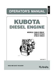 kubota d722 e manuals kubota d722 e operator s manual