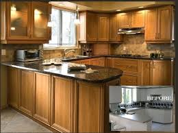 home depot cabinet refacing before and after. Fine Before Kitchen Cabinet Refacing Before And After Video Home  Depot
