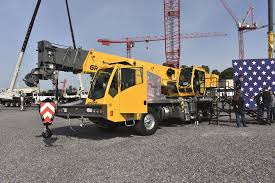 Grove 165 Ton Crane Load Chart Manitowoc Unveils New Machines At Crane Days Article Act