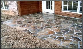 porch tile flooring cement floor design desktop image good ideas glidden and paint red