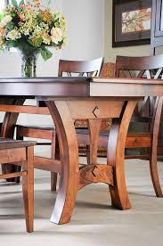 stylish wood kitchen table sets amish farmhouse ohio rustic tables for craigslist dining room table and chairs plan