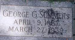 George G. Summers (1867-1939) - Find A Grave Memorial