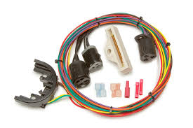 22 circuit direct fit 1965 66 mustang chassis harness painless duraspark ii ignition harness