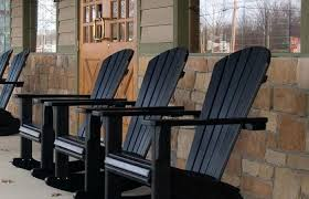 black outdoor rocking chairs incredible modern patio and furniture better homes interior design 8