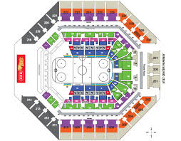 55 Matter Of Fact At T Center Concert Seating View