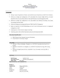 Bunch Ideas of General Ledger Accountant Resume Sample On Format