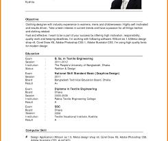 Bio Data Latest Format Template Resume Format Download Pdf Resume Format Pdf