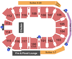 Abbotsford Centre Seating Chart Pbr Monster Energy Tour Tickets Sat Oct 19 2019 7 00 Pm