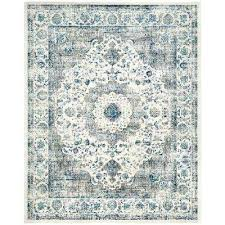 blue area rugs rugs the home depot gray and blue rug blue gray rug runner