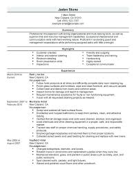 Example Of Perfect Resume Simple Perfect Resume Example Template South The Cv 48 Year Old