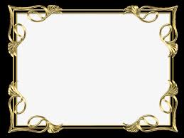 black and gold frame png. Black Classic Decorative Frame, Pattern Border, Gold Borders, Personalized Photo Frame PNG And Png C