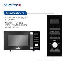 Lò Vi Sóng Bluestone MOB-7736 (23L) - Hàng chính hãng - Lò vi sóng có nướng