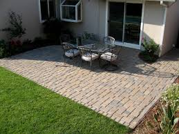 Backyard Paver Patio Pictures House Design And Planning