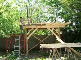 simple tree house pictures. Although Building A Tree-house Is Not Something Small It Can Be Fun Thing To Do If You Use The Right Playhouse Plans For Job. Simple Tree House Pictures