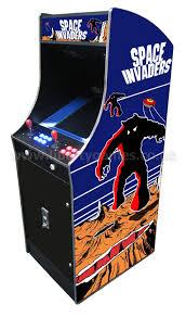 1942 Arcade Cabinet Frontier Customisable Arcade Machine Liberty Games