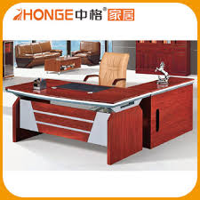 wooden l shaped office desk. Office Furniture Antique Style Table Executive Ceo L-Shaped Desk  White Wooden L Shaped Office Desk