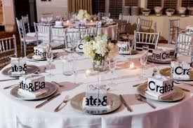 wedding reception centerpieces for round tables