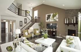 rooms with white furniture. this gorgeous living room features a unified color palette courtesy of deep brown flooring rooms with white furniture i
