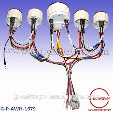 how to wire a 7 pin trailer socket images pin semi 7 trailer plug pin male to 4 female wiring harness 7 diagram and schematic