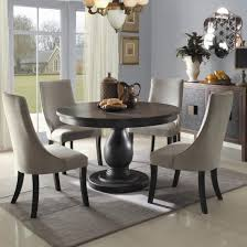 large size of kitchen round kitchen table hand stenciled farmhouse style round kitchen table dinner