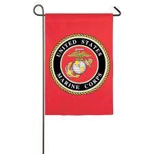 united states marine corps garden flag