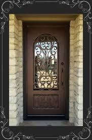 single front doors. Wrought Iron Doors   Decorative Ornaments · Gates Gararge Love That Door Single Front D