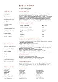 Cashier Resume Description Cashier Resume Sample ingyenoltoztetosjatekok 75