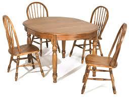 Solid Oak Dining Set Brandon House