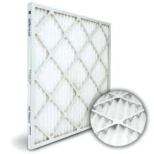 Flanders Filters Air Filter 14x25x1 Pleat 8 Standard Pleated Ac Furnace