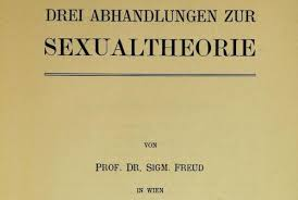 verso sigmund freud published the first version of three essays on the theory of sexuality in 1905 the same year in which he published fragment of an analysis of