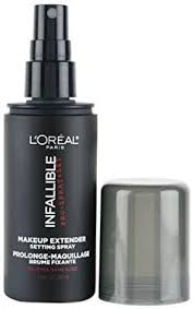 l oreal paris infallible pro spray and set makeup extender 100ml rs 581