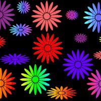 نتيجة بحث الصور عن moving flowers and hearts