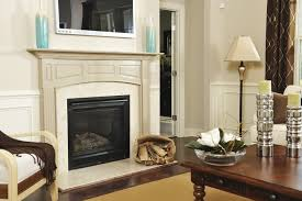 49 exuberant pictures of tv s mounted above gorgeous fireplaces with regard to mantle over fireplace idea 19