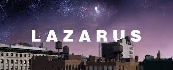 Image result for lazarus david bowie